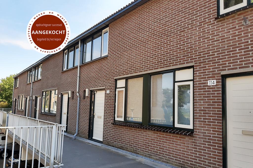 Rustig gelegen maisonnettewoning met ruim balkon op loopafstand van de IJssel